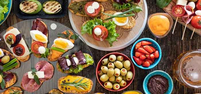 comida de espana en australia