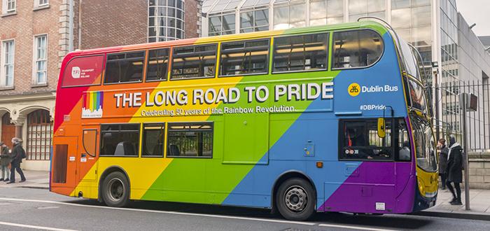 autobús irlanda