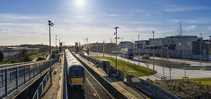 DART Tren de dublín