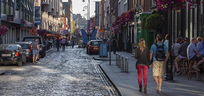 Barrios de Dublin