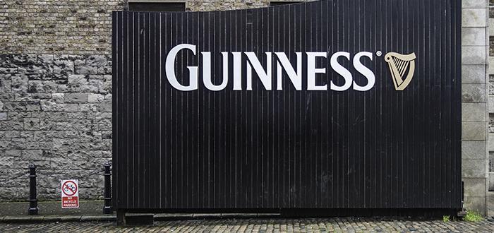 Cervecería Guinness Irlanda