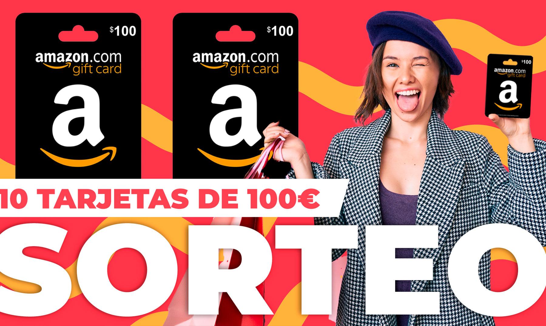Sorteo GrowPro + YouTube | ¡Gana 100€ para gastar en Amazon!