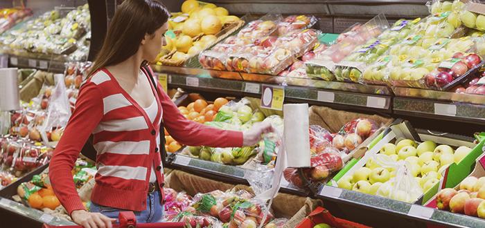 costo de comida en el extranjero