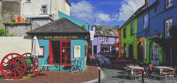 Vivir en Cork Irlanda