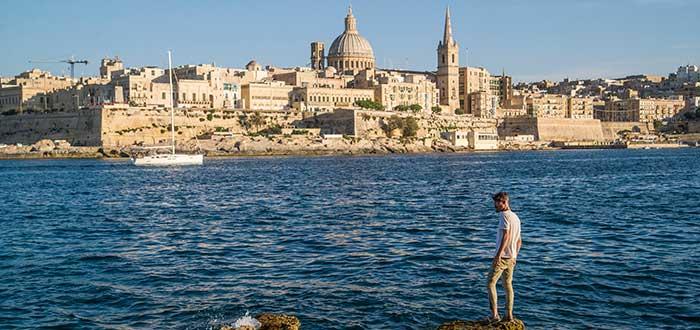 Estudiar y trabajar en Malta
